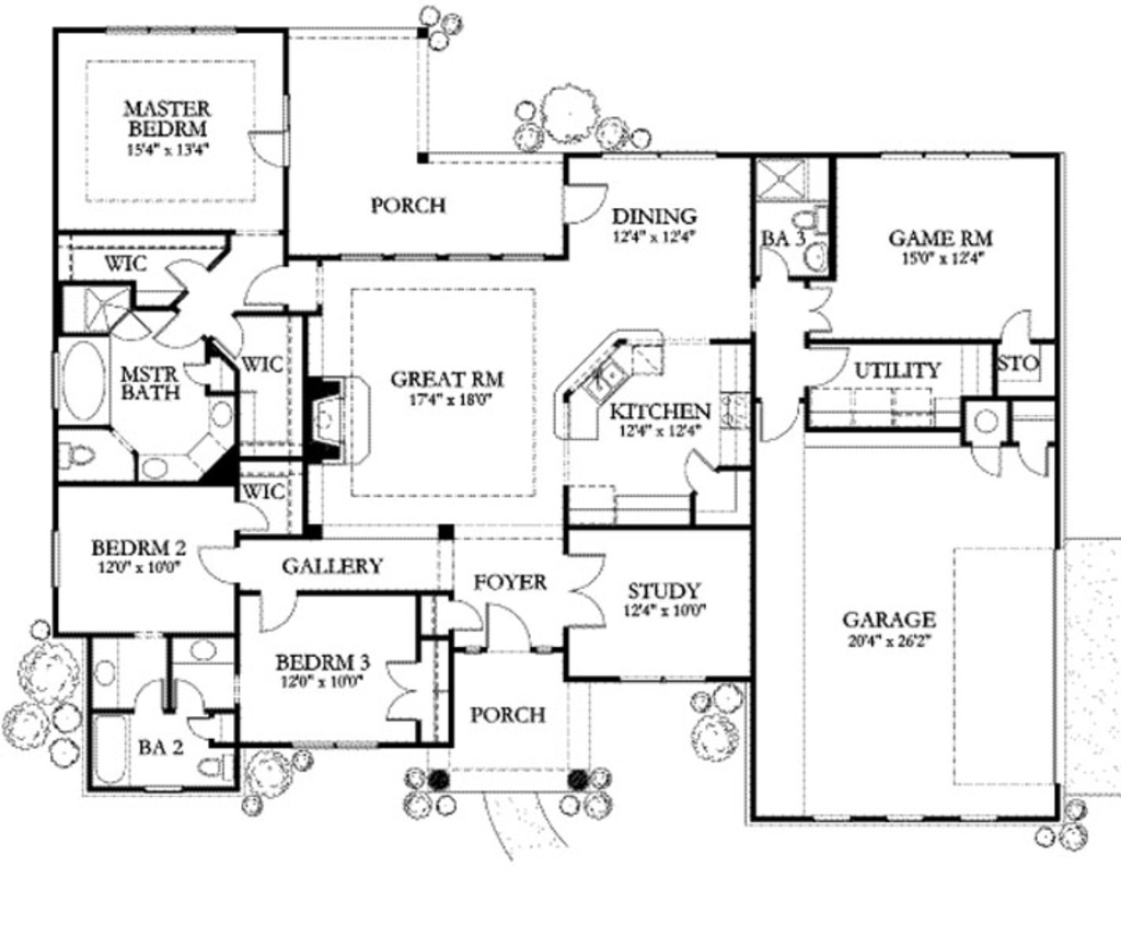 2000 2499 for Quality house plans